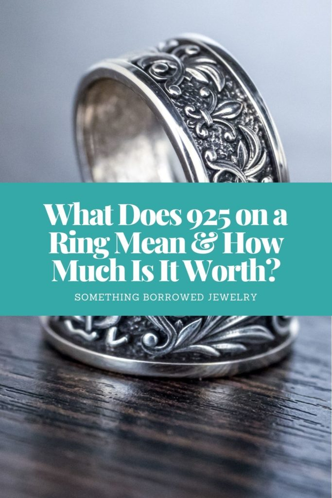 What Does 925 on a Ring Mean & How Much Is It Worth 2