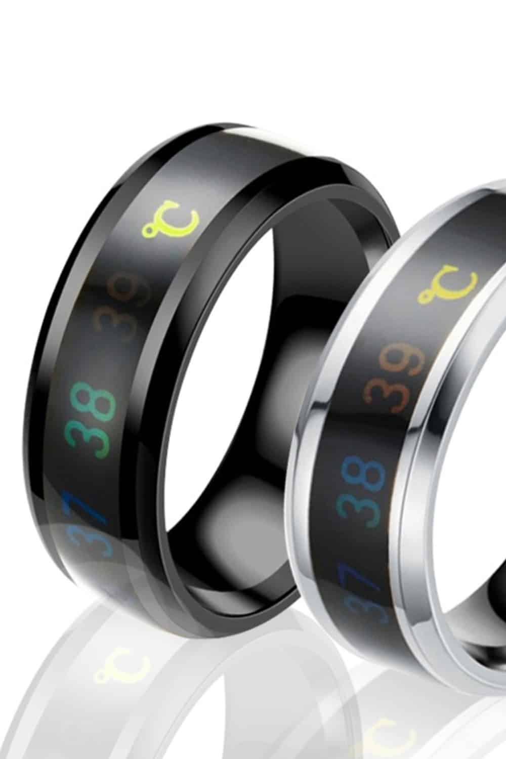 What does a smart ring do