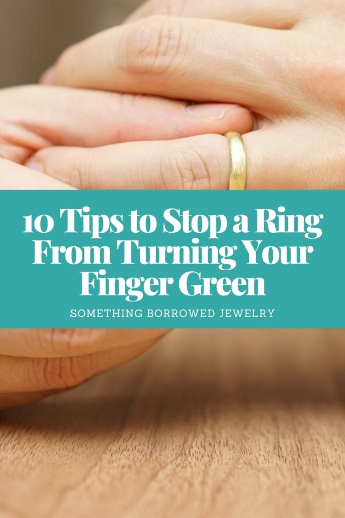 11 Tips to Remove a Ring from a Swollen Finger 1