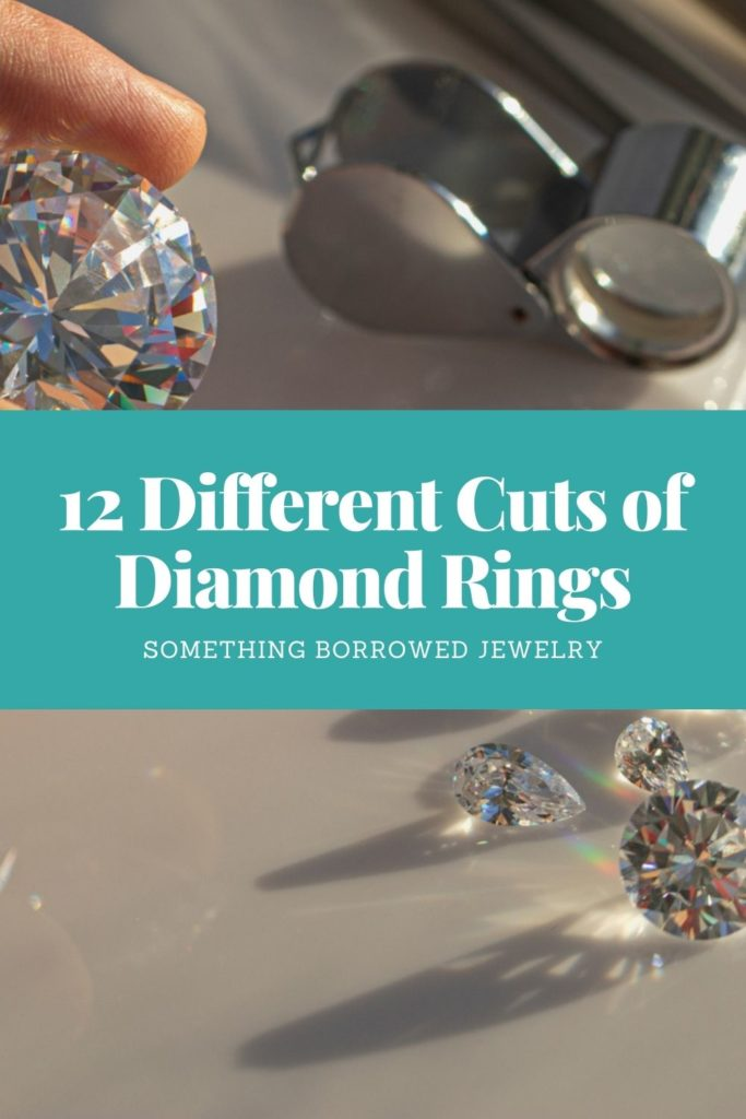 12 Different Cuts of Diamond Rings 1