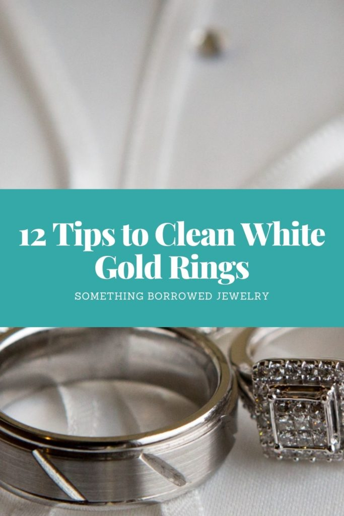 12 Tips to Clean White Gold Rings 1