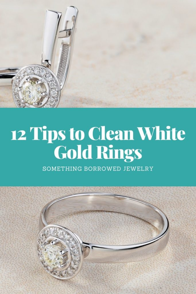 12 Tips to Clean White Gold Rings 2
