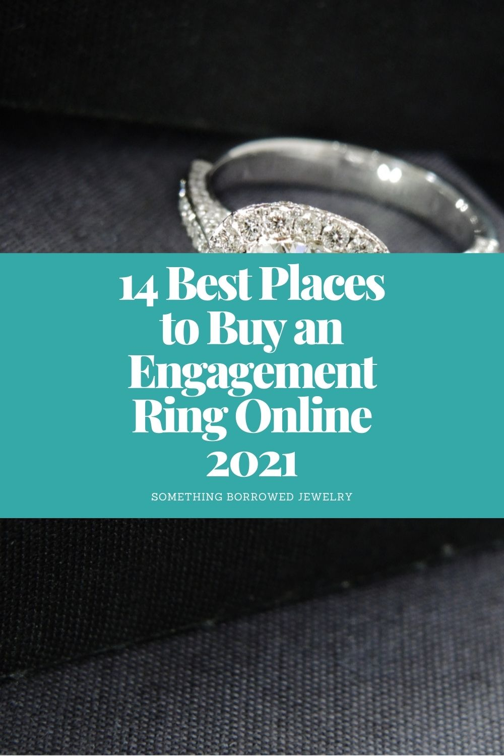 14 Best Places to Buy an Engagement Ring Online 2021 pin 2