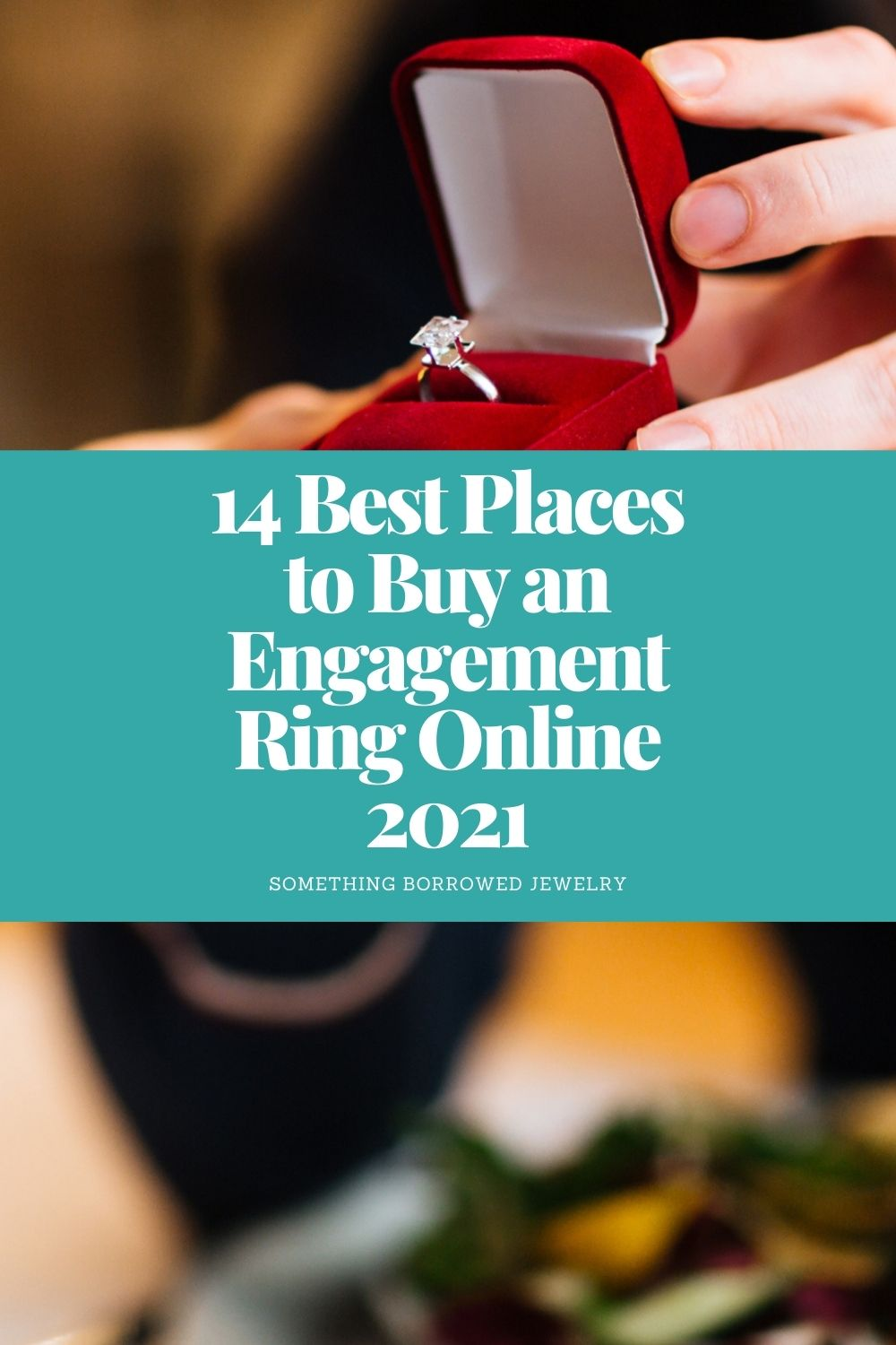14 Best Places to Buy an Engagement Ring Online 2021 pin