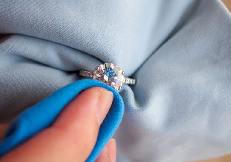 14 Tips to Clean & Care an Engagement Ring
