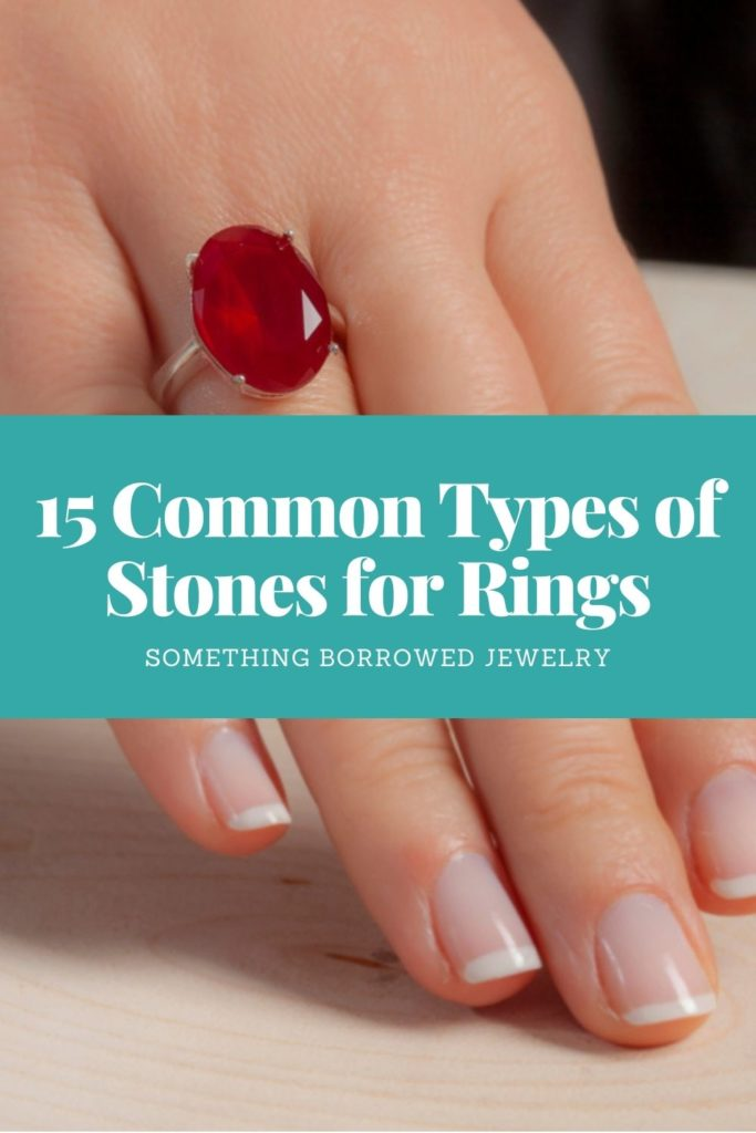 15 Common Types of Stones for Rings 1