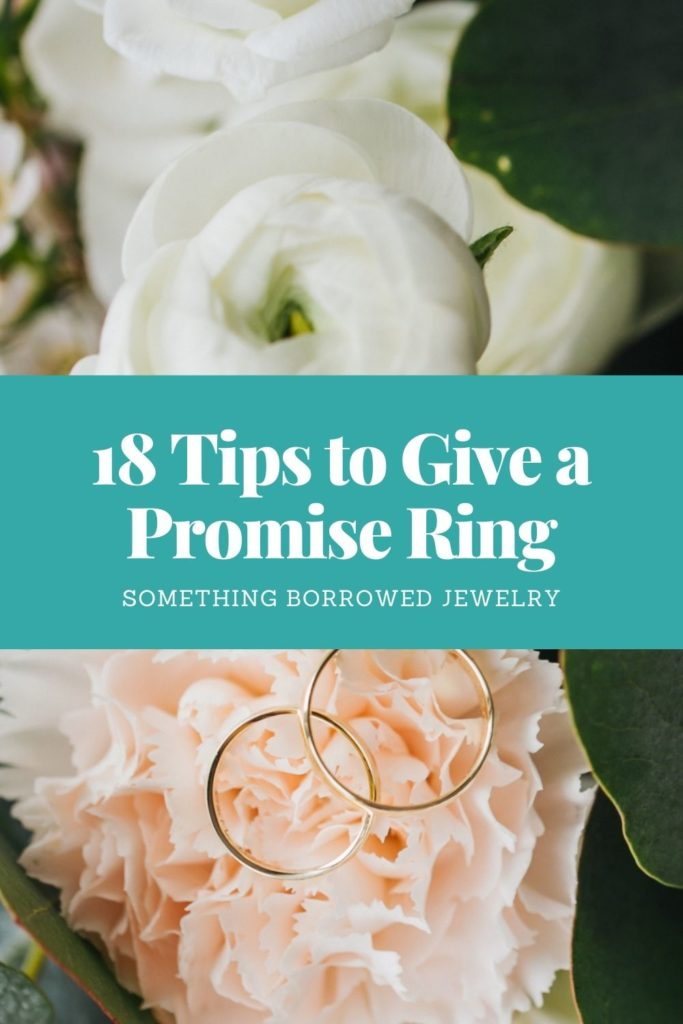 18 Tips to Give a Promise Ring 1