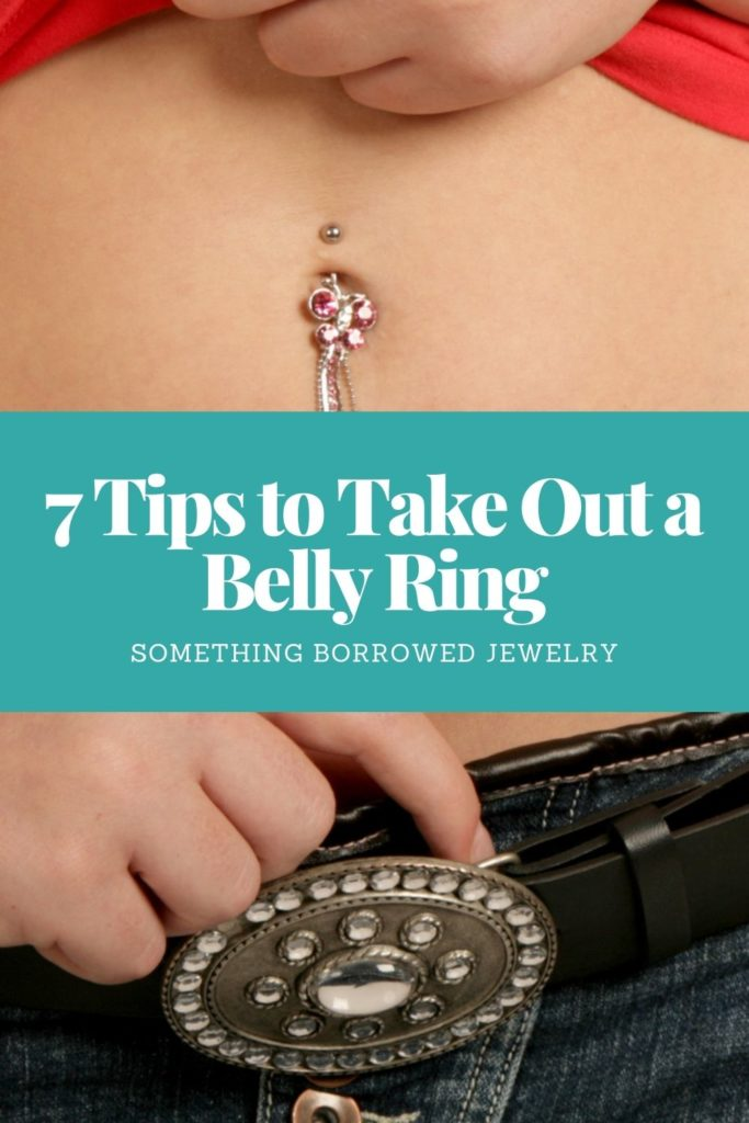 7 Tips to Take Out a Belly Ring 2