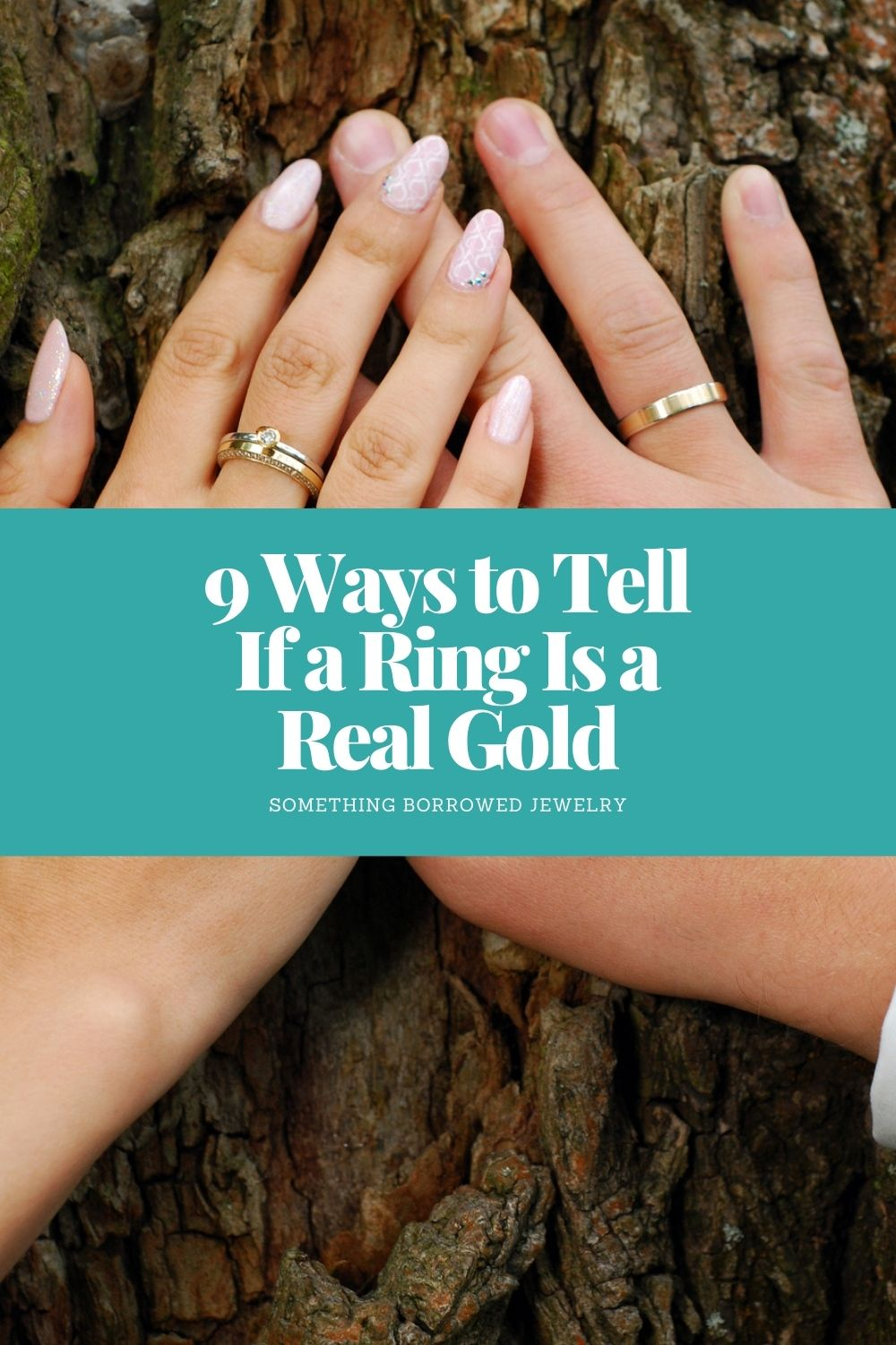 9 Ways to Tell If a Ring Is a Real Gold pin