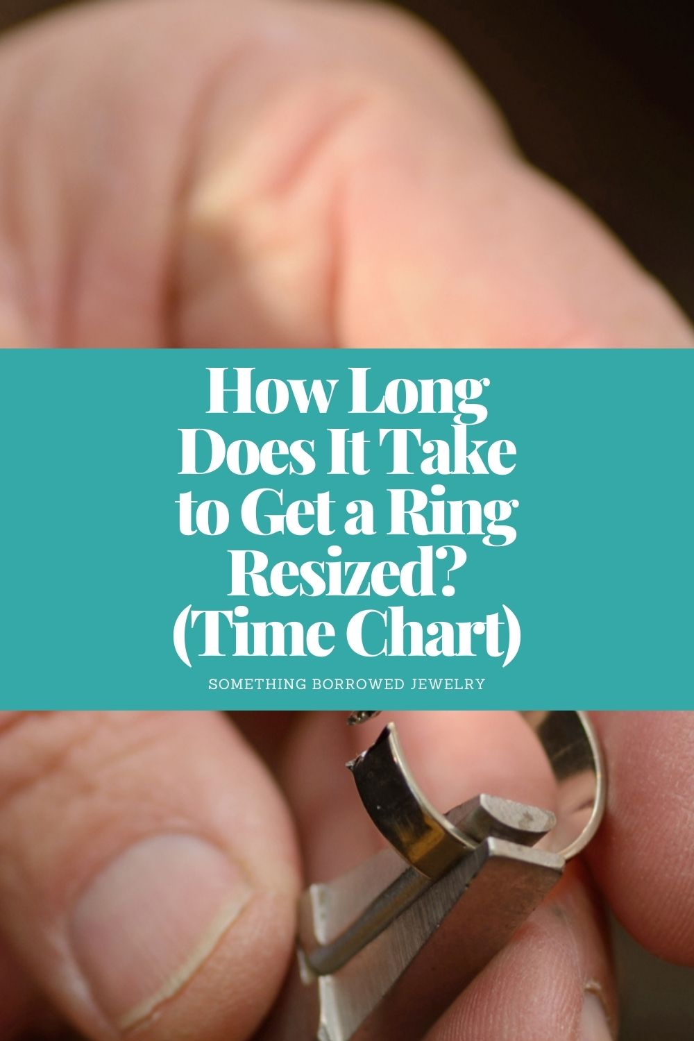 How Long Does It Take to Get a Ring Resized (Time Chart) pin