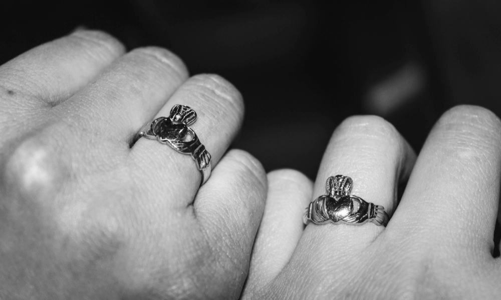 Legends of Claddagh Ring