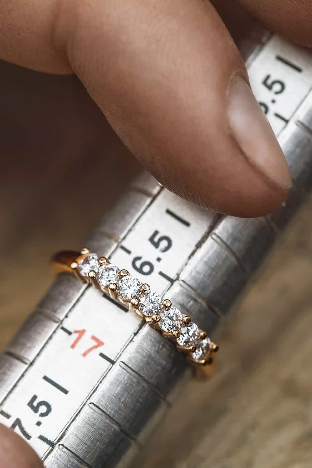 Measure Your Ring Size 1