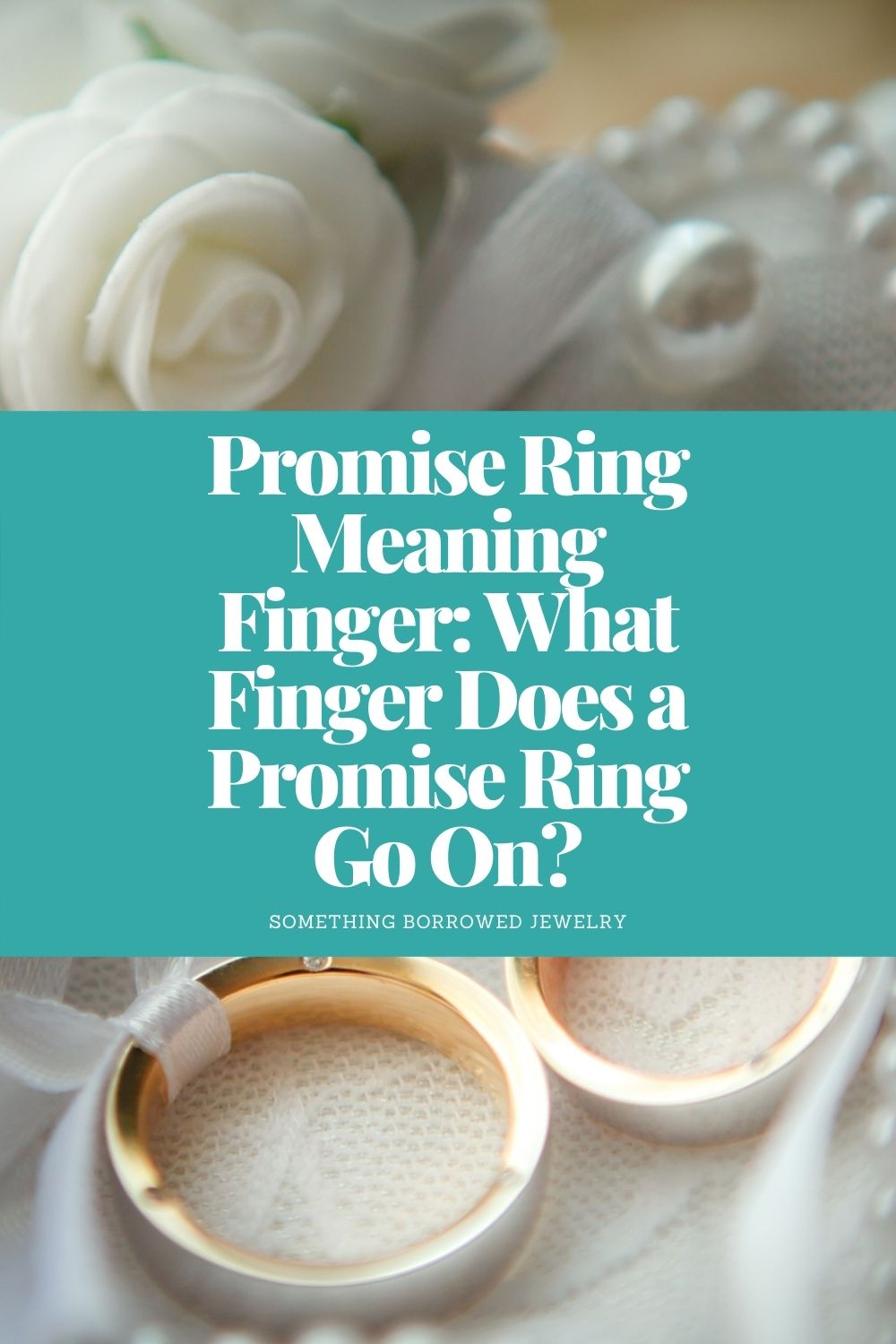 Promise Ring Meaning Finger What Finger Does a Promise Ring Go On pin 2