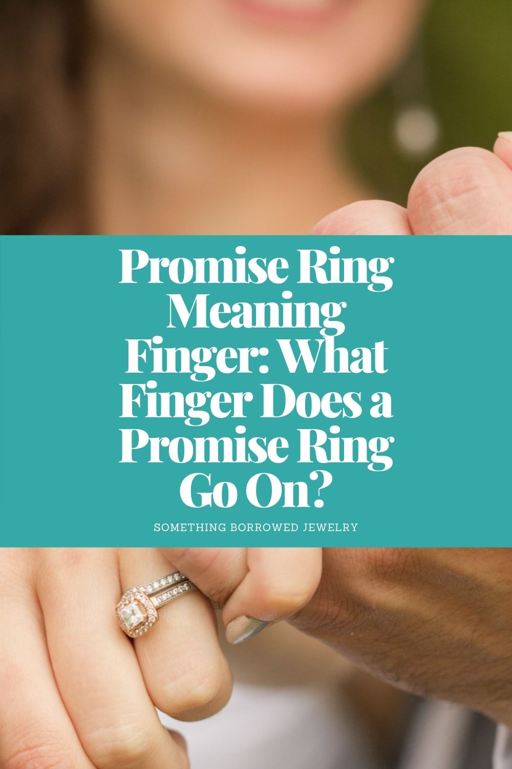 Promise Ring Meaning Finger What Finger Does a Promise Ring Go On pin
