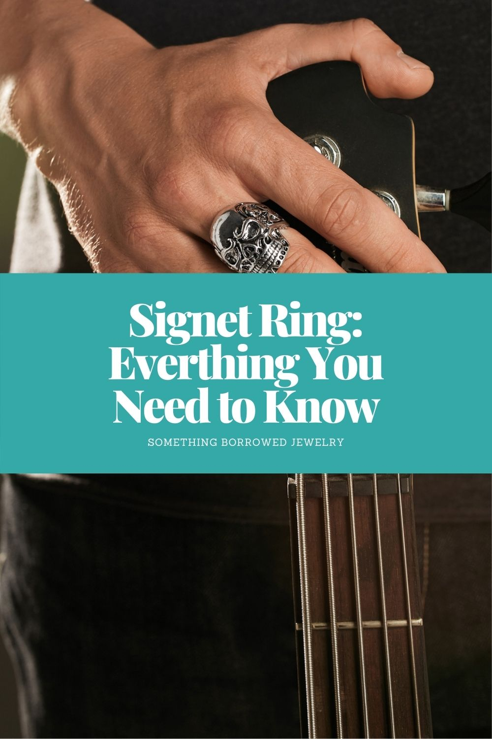 Signet Ring Everthing You Need to Know pin