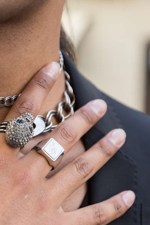Statement Ring and Modern Fashion