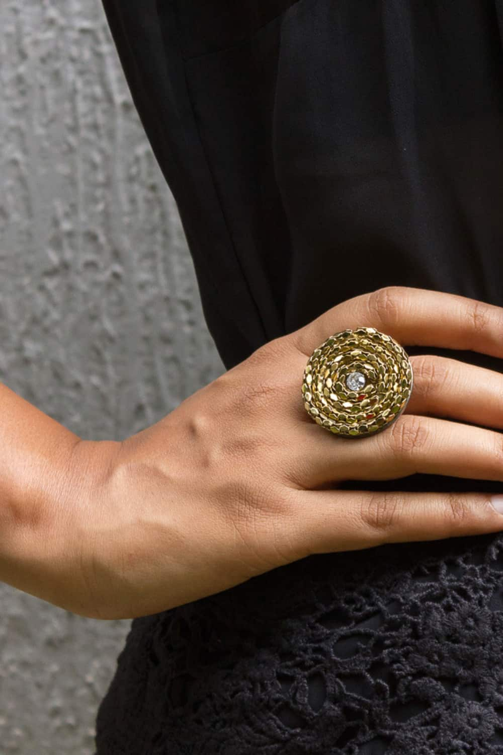 The Statement Ring as a Cocktail or Dinner Ring