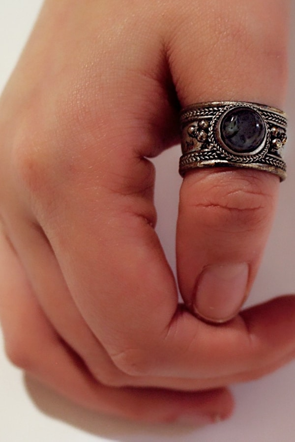 The Thumb Ring as the Symbol of Wealth and Status