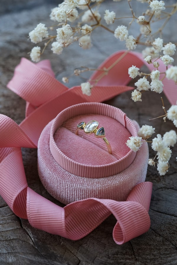 Wrap it up with ribbons and a bow