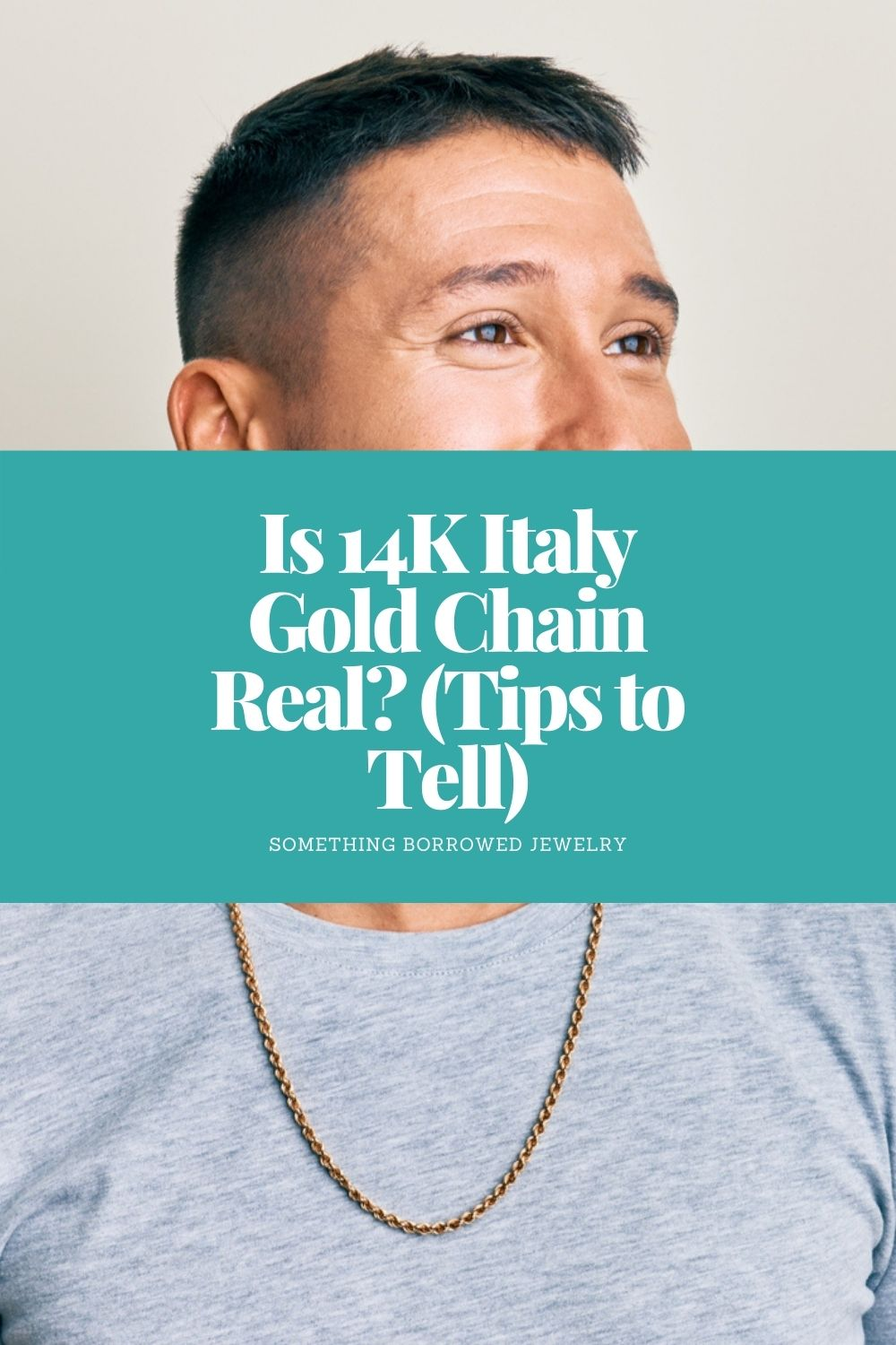 Is 14K Italy Gold Chain Real (Tips to Tell) pin 2