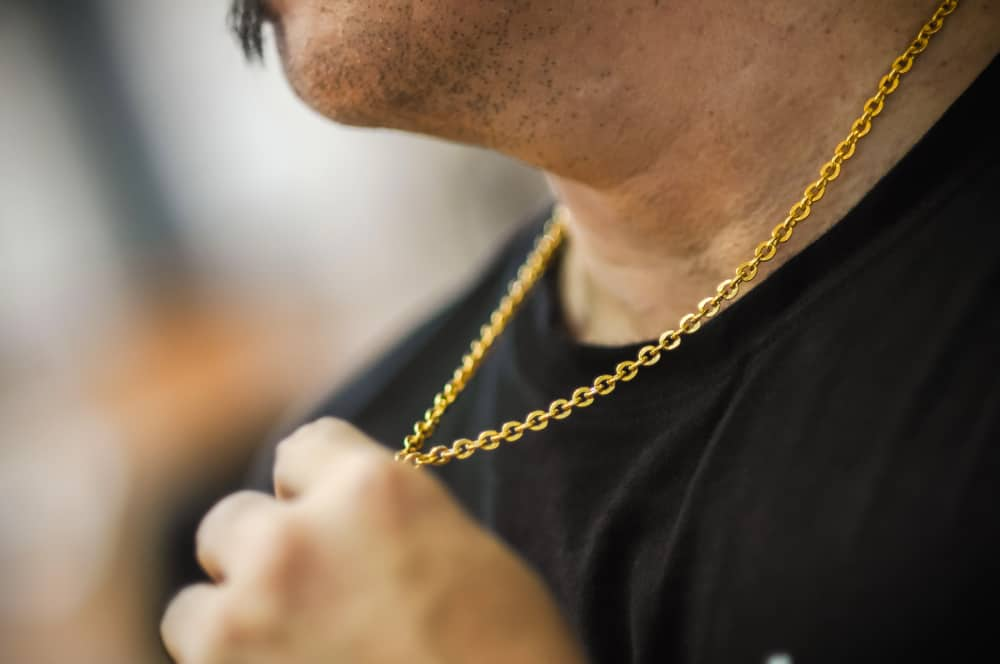 Is 14K Italy Gold Chain Real