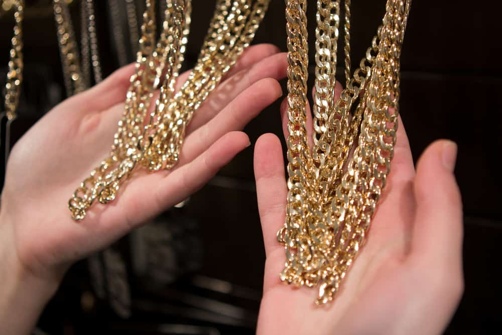 18K Gold Jewelry vs. 18K Gold Plated Jewelry