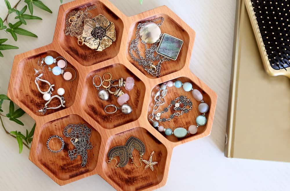 27 Homemade Jewelry Organizer Ideas You Can DIY Easily