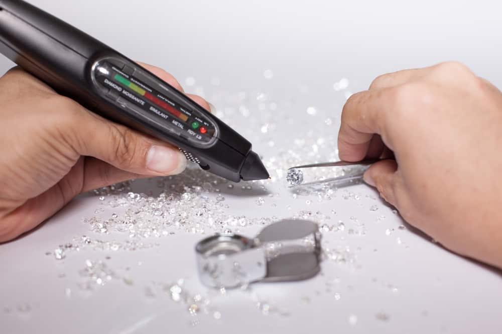 4 Easy Steps to Use a Diamond Selector II