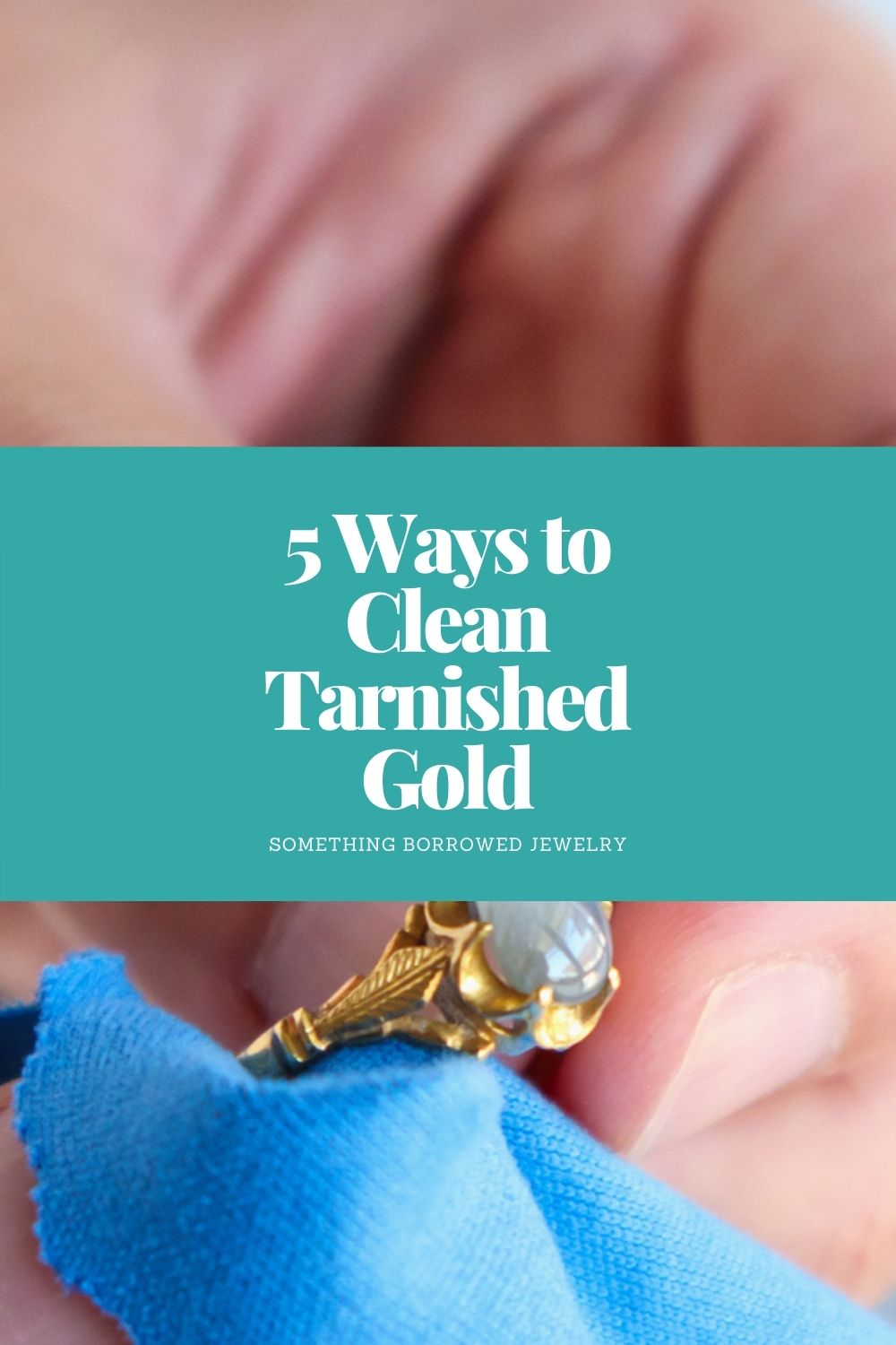5 Ways to Clean Tarnished Gold pin