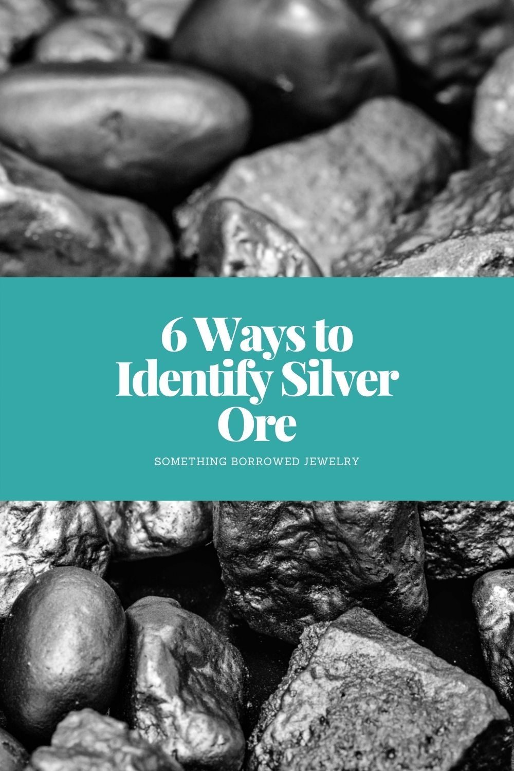 6 Ways to Identify Silver Ore pin