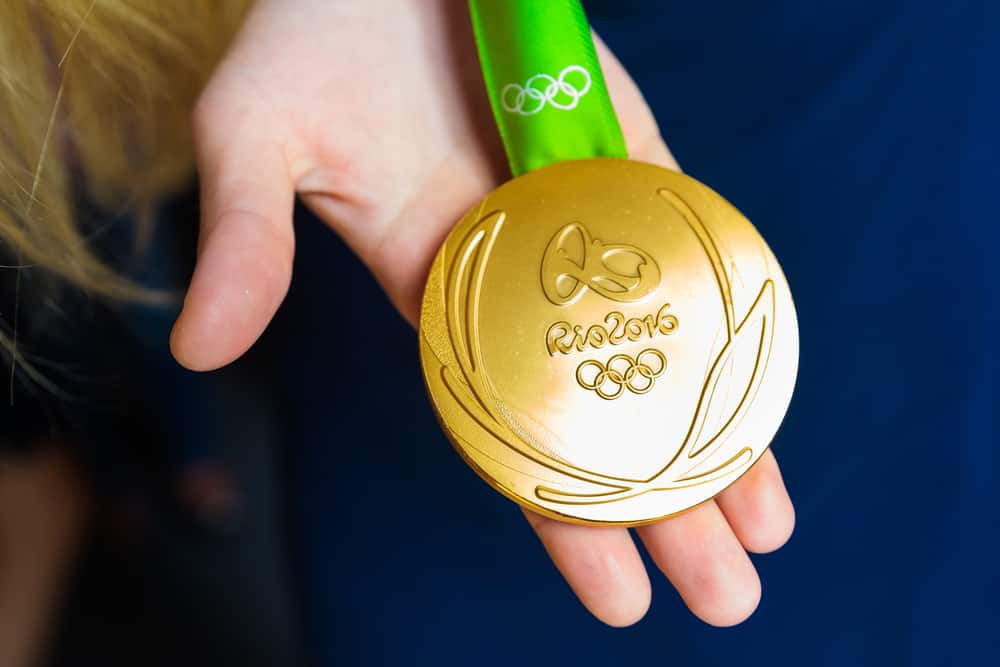 Are Olympic Gold Medals Made of Pure Gold