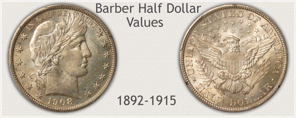 Barber Half Dollar