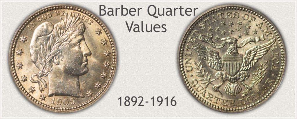 Barber Quarter