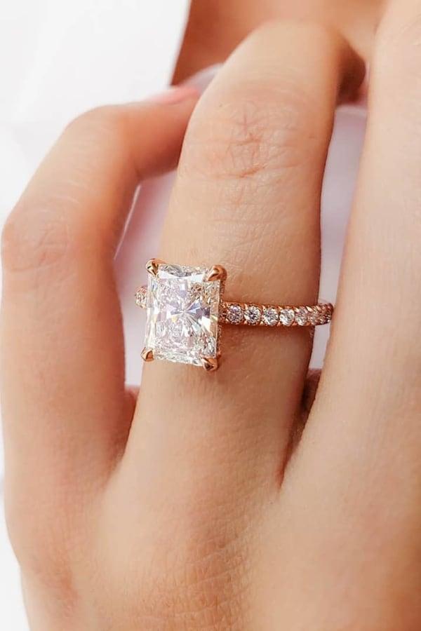 Choosing a Radiant Cut Diamond
