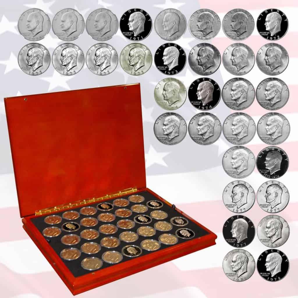 Collecting a 32-coin Set
