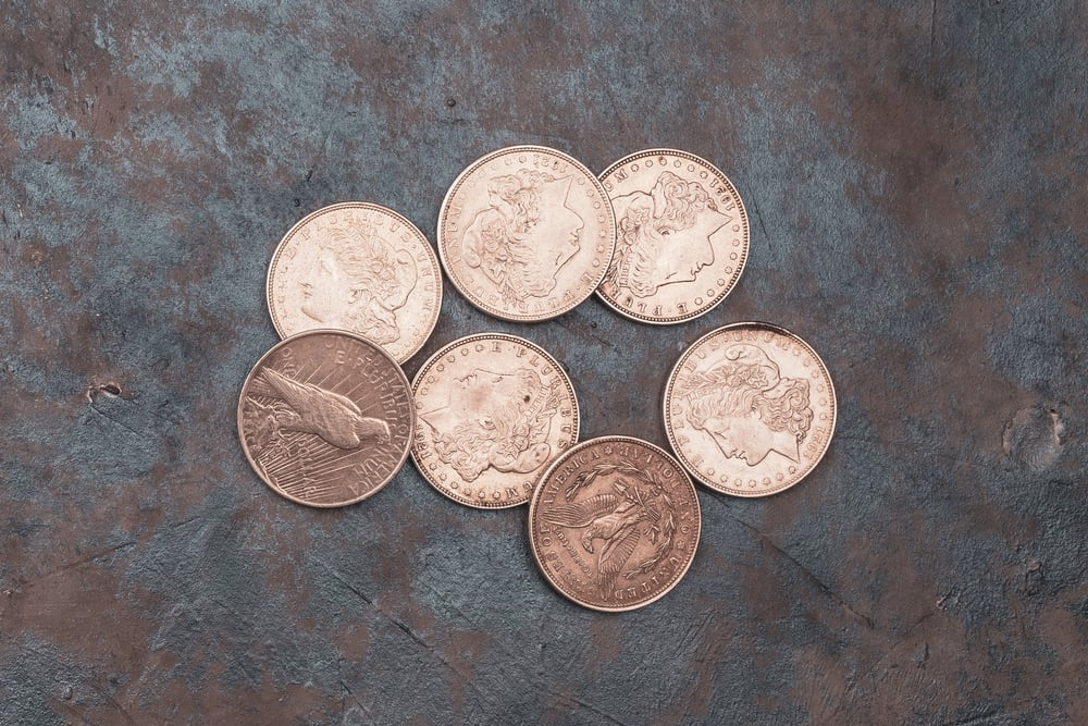 Conditions for Grading Silver Dollar Coins