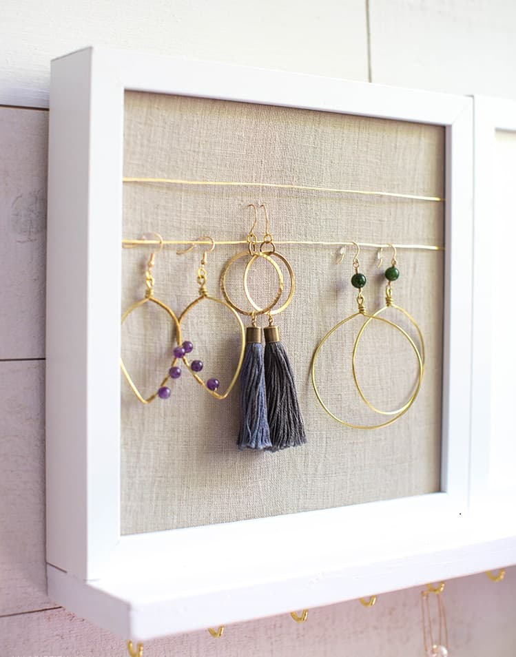 DIY Jewelry Holder – Lia Griffith