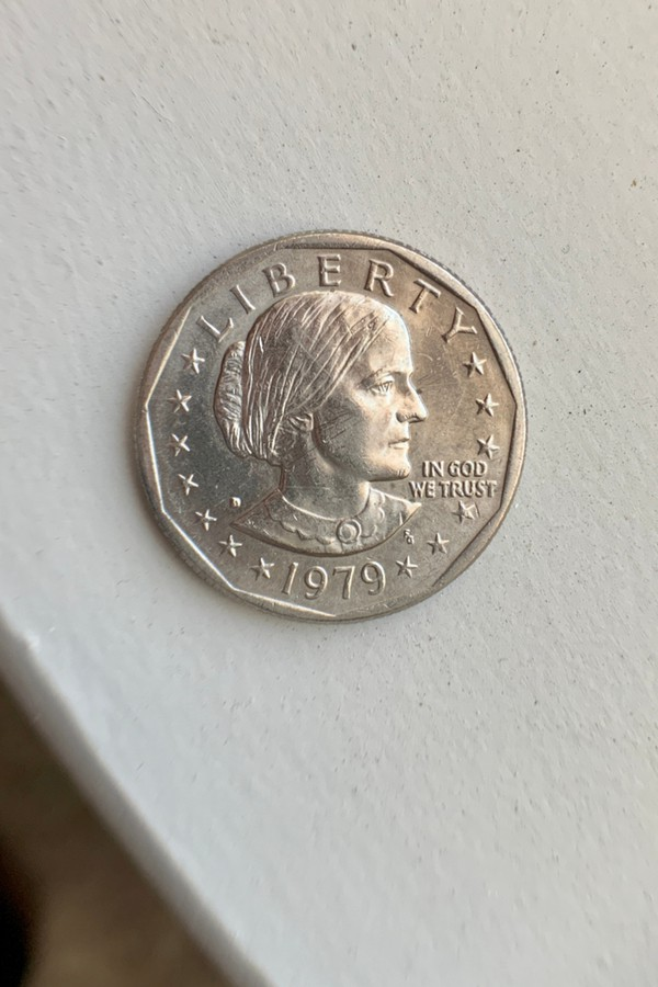 Determining the Worth of a 1979 Silver Dollar