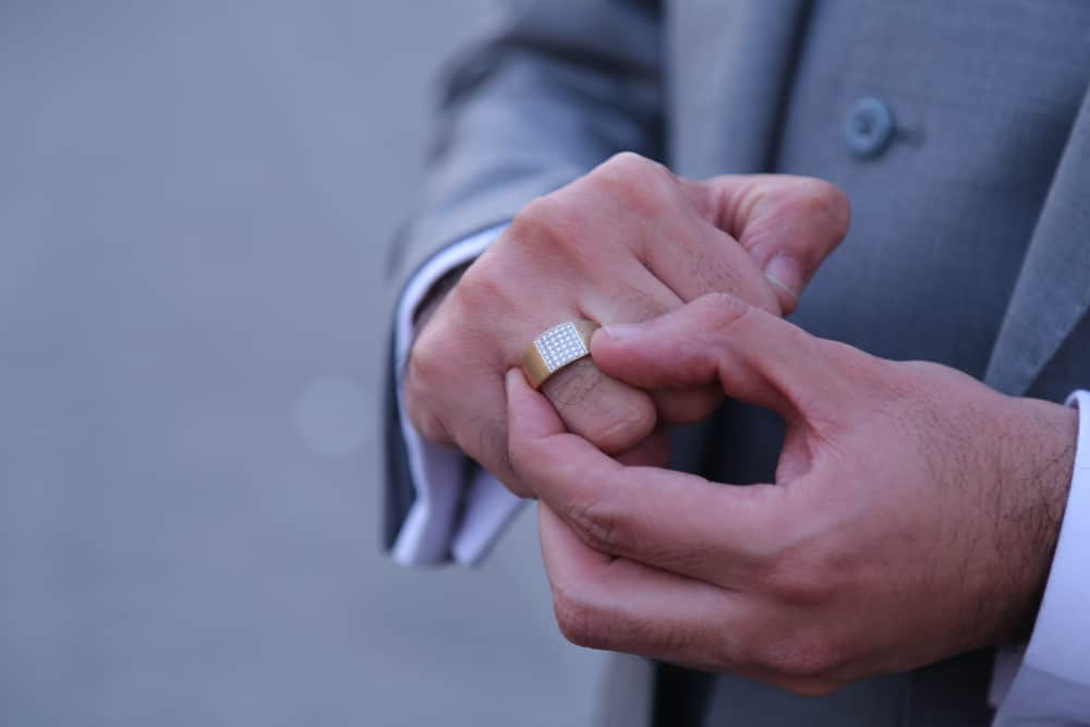Do Men Wear Engagement Rings (Why or Why not)