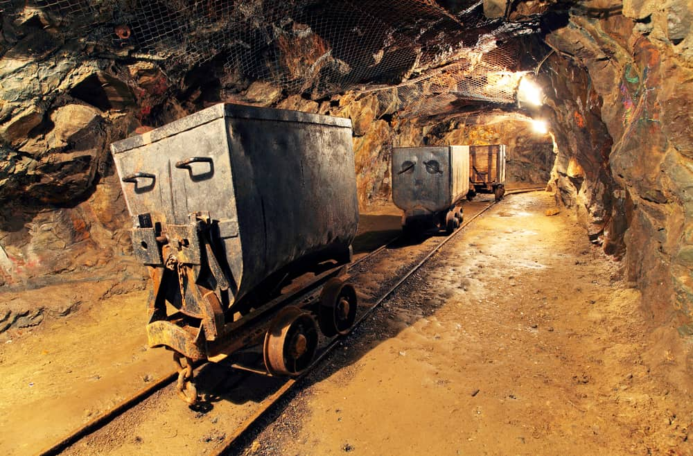 Environmental impact of gold mining