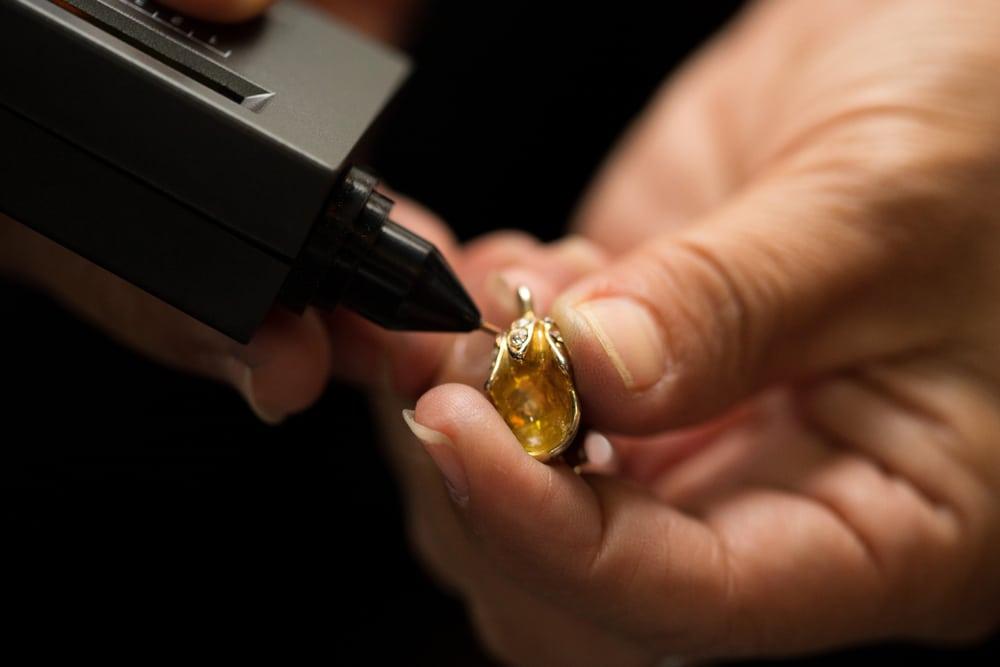 Fools Gold Destructive Tests