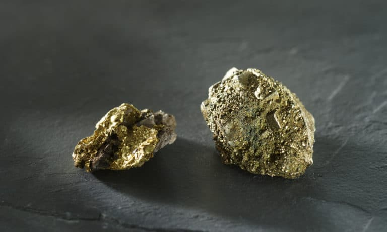Fool's Gold vs. Gold - How to Tell Fools Gold from Real Gold