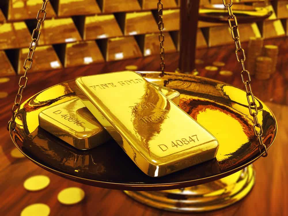 Gold Bar Weight & Size