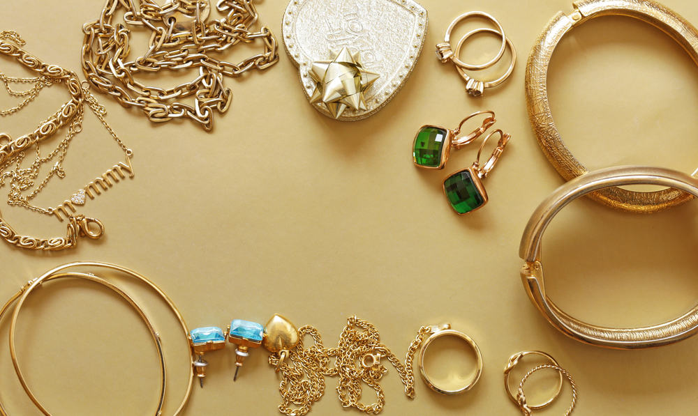 Gold-plated Jewelry