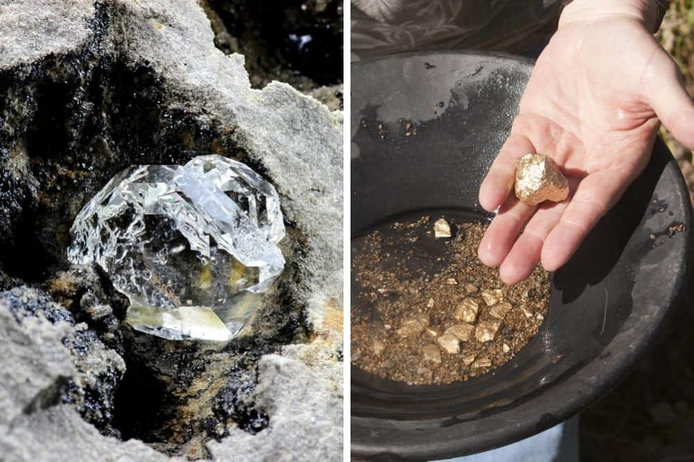 Gold vs. Diamond