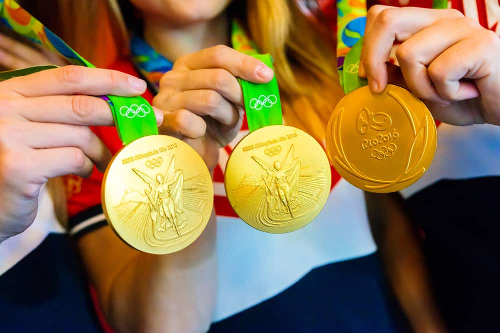 How Much Does an Olympic Gold Medal Cost (Chart)