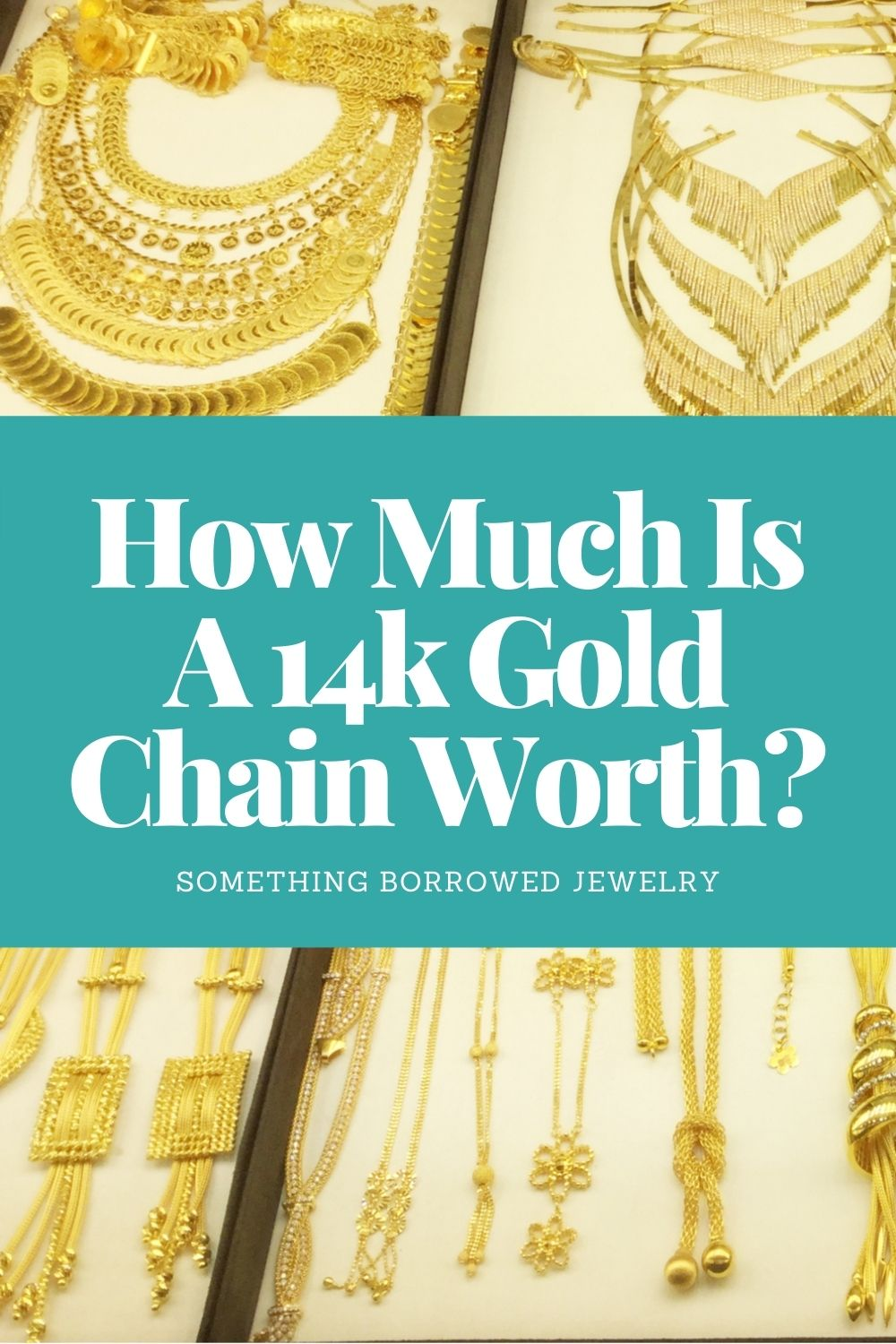 How Much Is A 14k Gold Chain Worth pin 2