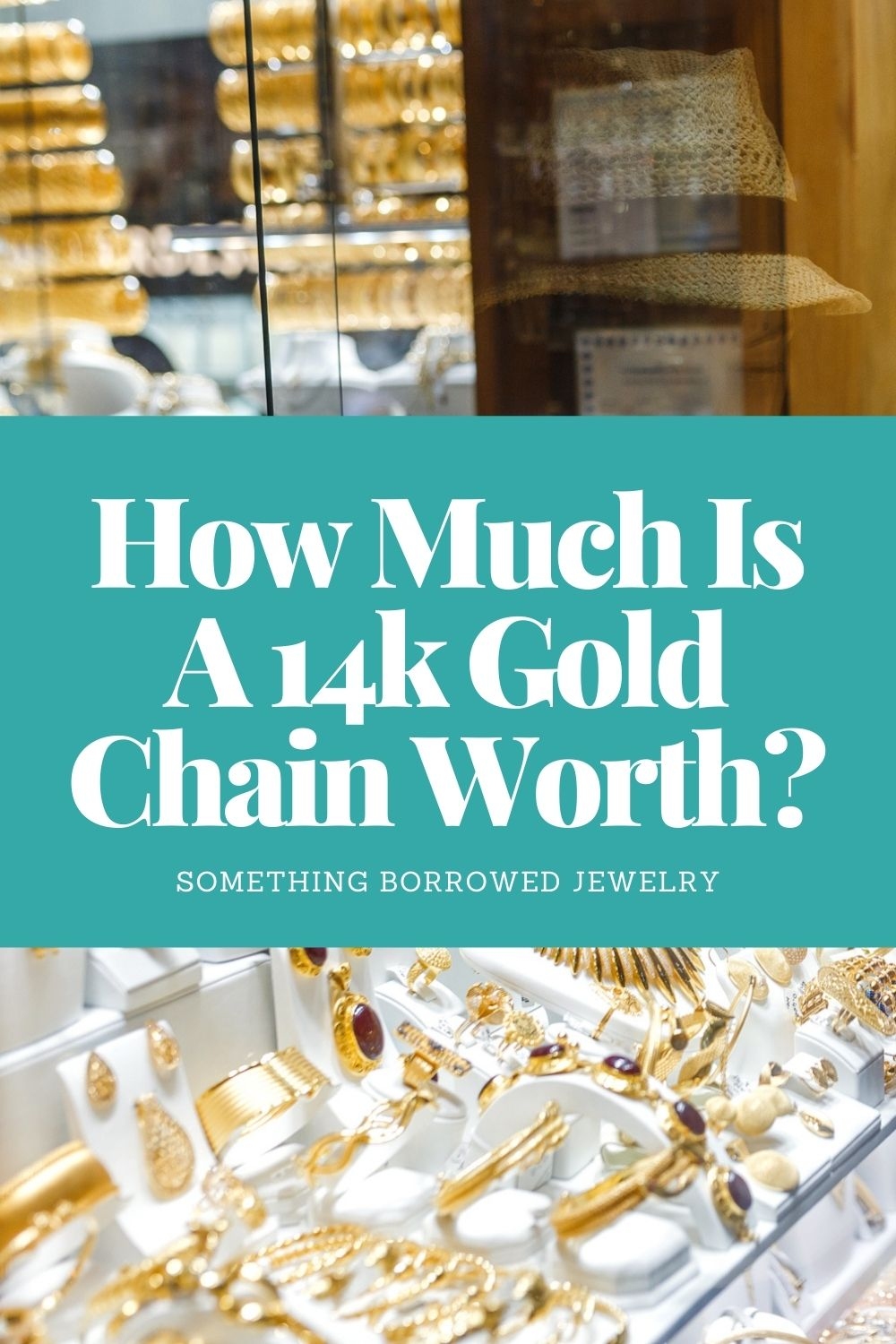 How Much Is A 14k Gold Chain Worth pin