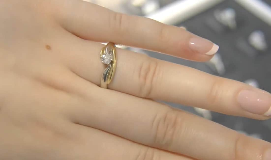 How Much Is a 0.25 Carat Diamond Ring Worth