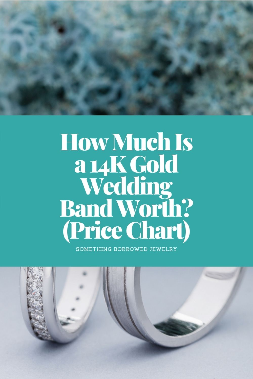 How Much Is a 14K Gold Wedding Band Worth (Price Chart) pin 2